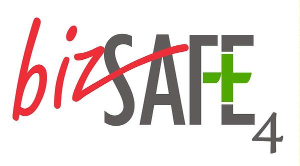 AS Singapore - bizSAFE certification Enterprise Level 4
