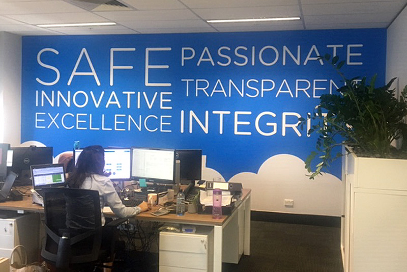 Airswift Brisbane Office 2019