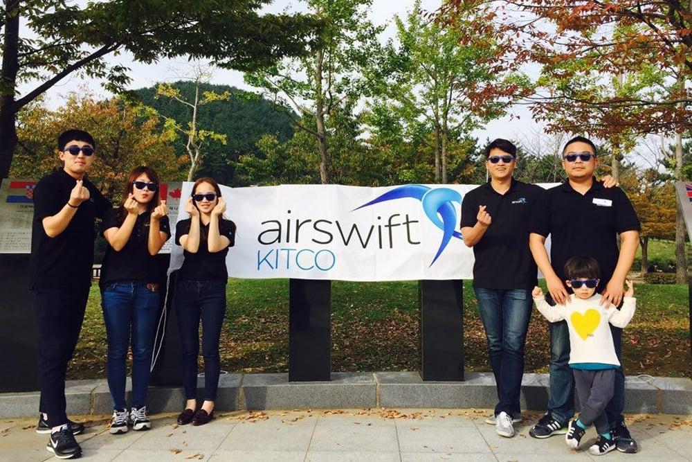 Airswift Geoje RFL 2018