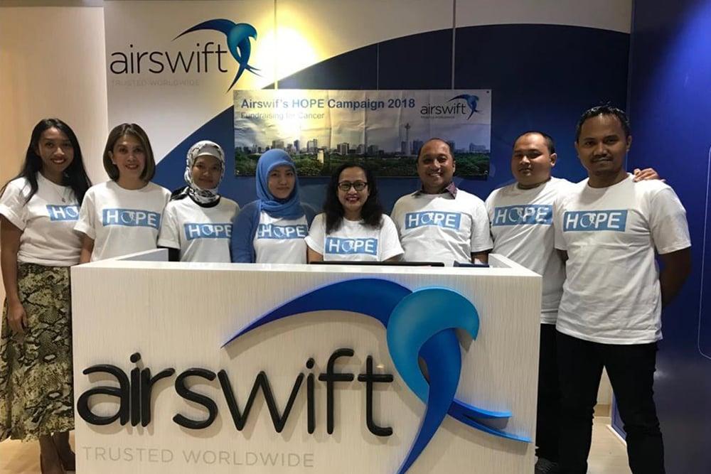Airswift Jakarta RFL 2018
