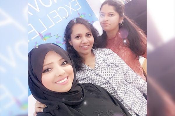 Airswift Kuwait Team 2019