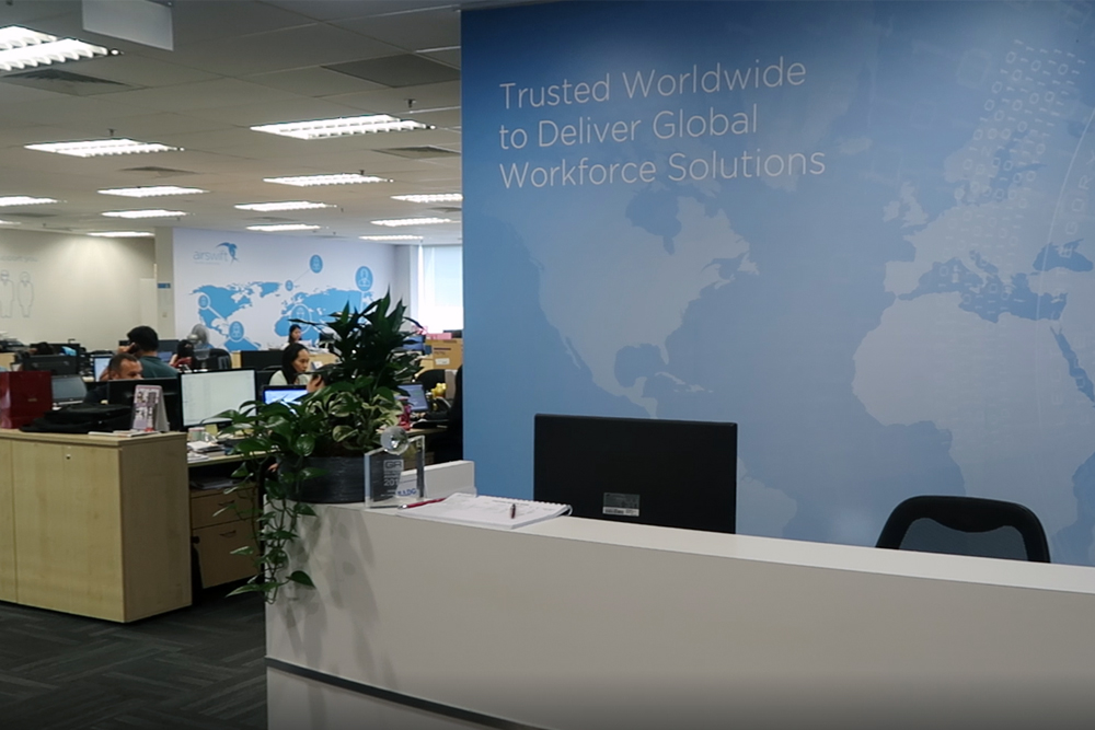 Airswift Singapore Office