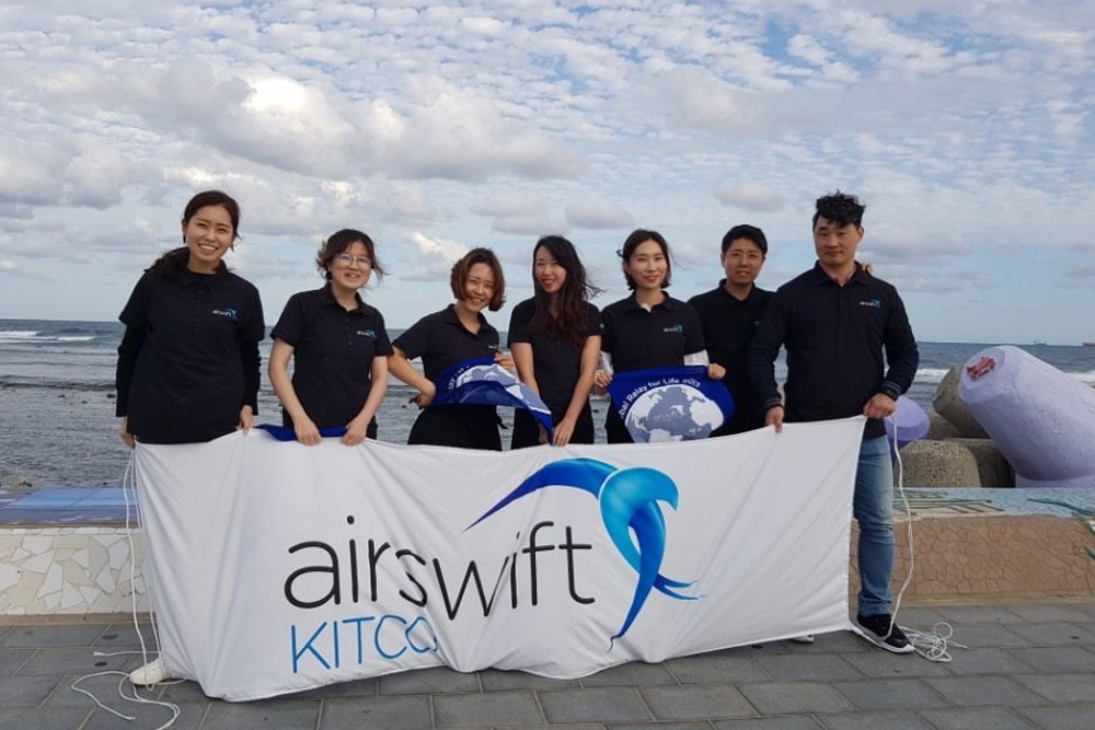 Airswift Ulsan Relay For Life 2018