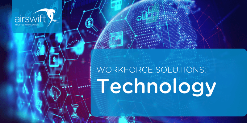 Technology WORKFORCE SOLUTIONS Feature Image