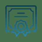 ICON-MISC-CertificateRibon-GRADIENT