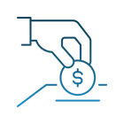 ICON-MISC-HandCoinDollarBox-GRADIENT