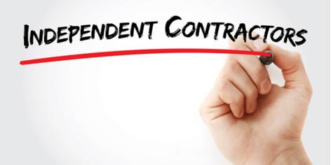 Independent contractors_terminology