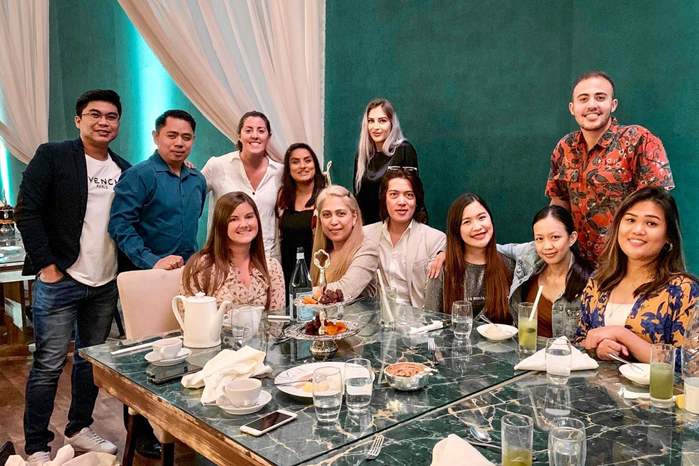 Airswift Doha Iftar 2019