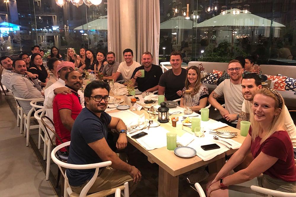 Airswift Dubai Iftar 2019