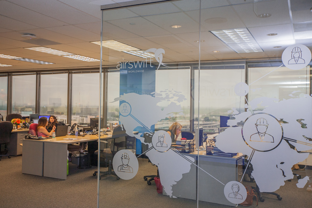 Airswift Houston Office