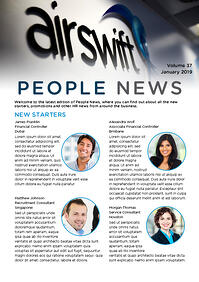 Airswift People News