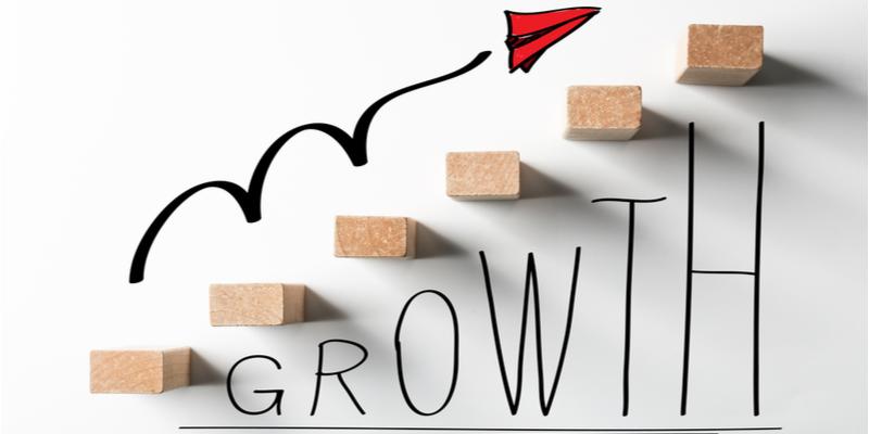 asset-light and international growth