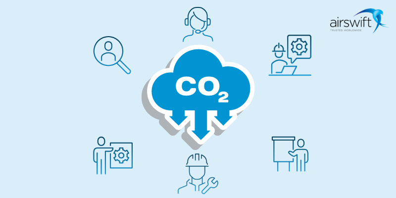 hiring for roles in carbon reduction
