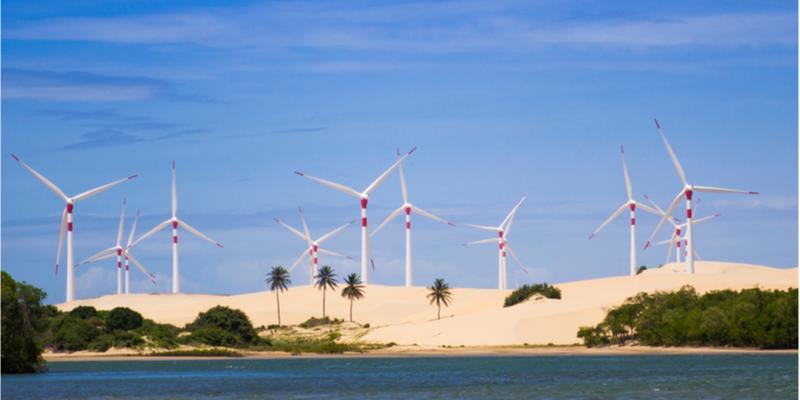wind energy Brazil
