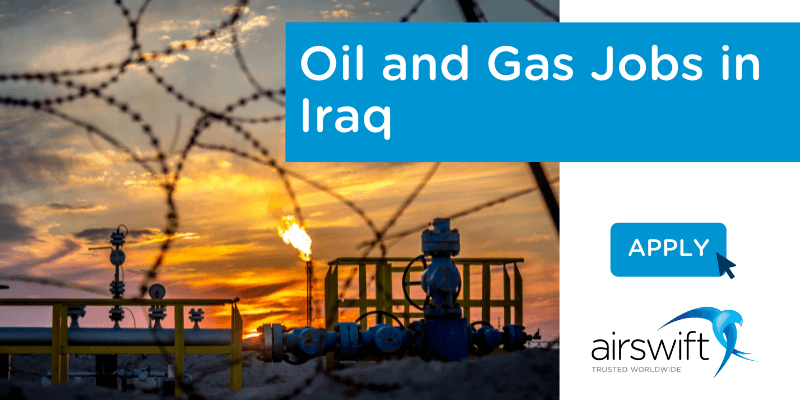 Oil and Gas jobs in Iraq (1)