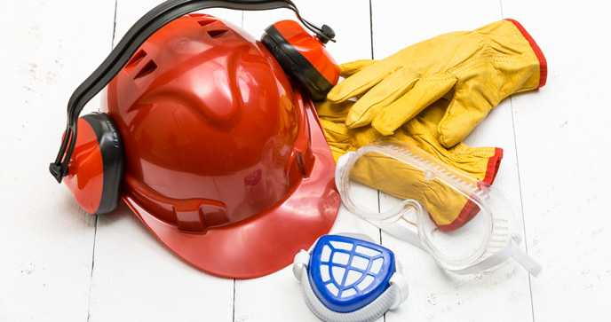 equipment-helmet-gloves-safety-ppe
